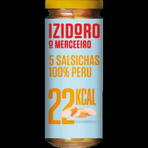 Salsichas 100% Peru KCAL 160g